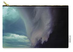 Classic Nebraska Shelf Cloud 029 Carry-all Pouch