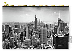 Classic New York  Carry-all Pouch by Az Jackson