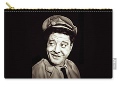 Classic Ralph Kramden Carry-all Pouch by Fred Larucci