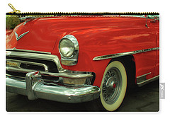 Classic Red Chrysler Carry-all Pouch