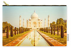 Classic Taj Mahal Carry-all Pouch