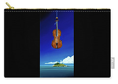 Classical Seascape Carry-all Pouch