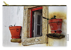Clay Pots In A Portuguese Village Carry-all Pouch