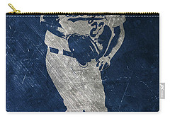 Clayton Kershaw Los Angeles Dodgers Art Carry-all Pouch