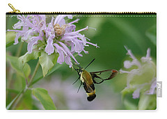 Clearwing Moth Carry-all Pouch