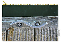 Cleat On A Dock Carry-all Pouch