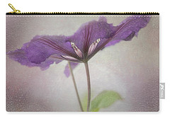 Clematis Eyes Carry-all Pouch