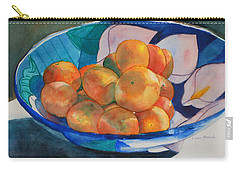 Clementines Carry-all Pouch