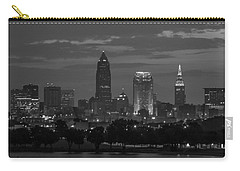 Cleveland After Dark Carry-all Pouch