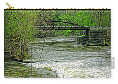 Cleveland Metropark Bridge Carry-all Pouch