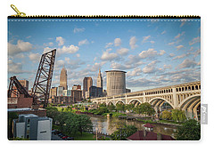Cleveland Skyline Vista Carry-all Pouch