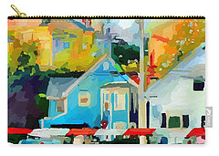 Cleveland Street Gloucester, Ma Carry-all Pouch