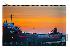 Cleveland Sunset Carry-all Pouch