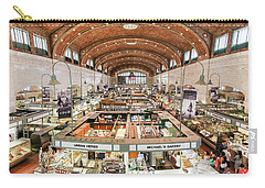 Cleveland Westside Market  Carry-all Pouch