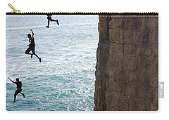 Cliff Diving Carry-all Pouch