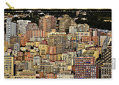 Cliff Dwellers Of Monte Carlo Carry-all Pouch