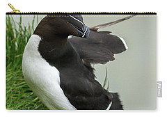 Cliff Edge 2 Carry-all Pouch by Nigel Wooding