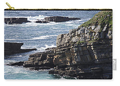 Cliffs Overlooking Donegal Bay Carry-all Pouch