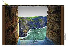 Cliffs Personalized Carry-all Pouch