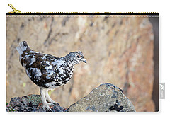 Cliffside Ptarmigan Carry-all Pouch
