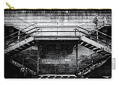 Climb The Stairs Carry-all Pouch by M G Whittingham
