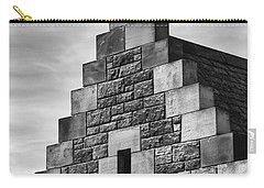 Carry-all Pouch featuring the photograph Climbing The Castle by Christi Kraft