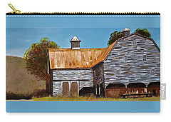 Cline Barn Carry-all Pouch by Jim Harris
