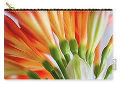 Clivia Miniata 5 Carry-all Pouch