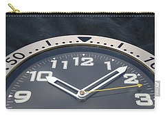 Clock Face Carry-all Pouch