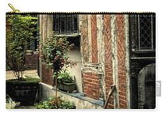 Cloister Garden - Cirencester, England Carry-all Pouch