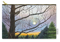 Close To Dusk Carry-all Pouch