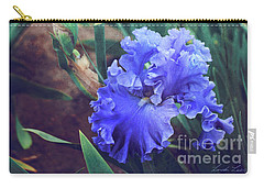 Carry-all Pouch featuring the photograph Close To Heaven by Linda Lees