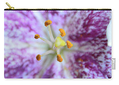 Close Up Flower Carry-all Pouch