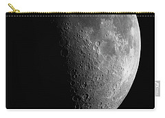 Close-up Of Moon Carry-all Pouch