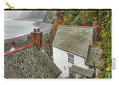 Clovelly Coastline Carry-all Pouch
