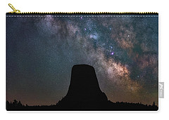 Carry-all Pouch featuring the photograph Closer Encounters by Darren White