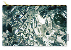 Closeup Of Crystal Garden Decoration Carry-all Pouch