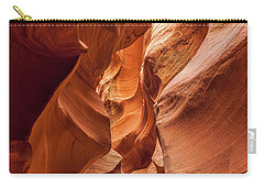 Closing In Carry-all Pouch by David Cote
