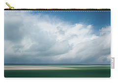 Cloud Bank Over Chatham Carry-all Pouch