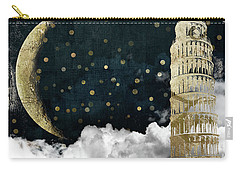 Cloud Cities Pisa Italy Carry-all Pouch