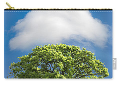 Cloud Cover Carry-all Pouch by Mal Bray