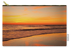 Carry-all Pouch featuring the photograph Cloud Dance  by John F Tsumas