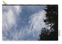 Cloud Fingers Carry-all Pouch by Don Koester