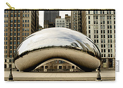 Cloud Gate - 3 Carry-all Pouch