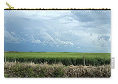 Cloud Gathering Carry-all Pouch by Sylvia Thornton