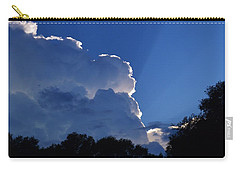 Cloud Highlights Carry-all Pouch by Warren Thompson