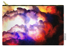 Cloud Sculpting 1 Carry-all Pouch