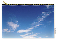 Cloud Sculpting Carry-all Pouch