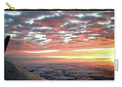 Cloud Sunrise Carry-all Pouch