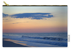 Carry-all Pouch featuring the photograph Clouded Pre Sunrise by  Newwwman